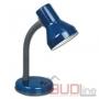 Лампа настольная DeLux E27 TF-05 15Вт голубая